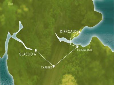 Edinburgh to Kirkcaldy