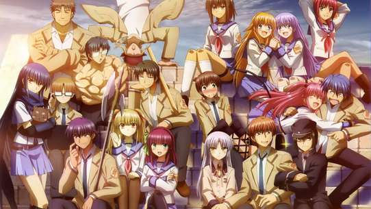 Angel Beats!
