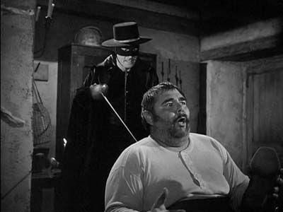 Presenting Senor Zorro