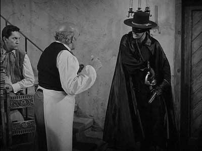 Double Trouble for Zorro