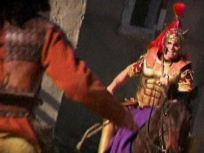 Attila the Hun vs. Alexander the Great