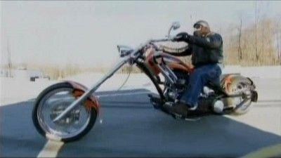 Monster Diesel Bike