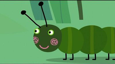 Betty Caterpillar