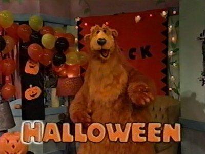 Halloween Bear