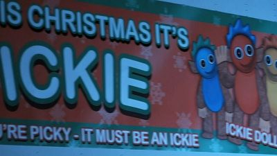 The Good, The Bad and the Ickie Doll