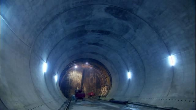 Deepest Tunnel