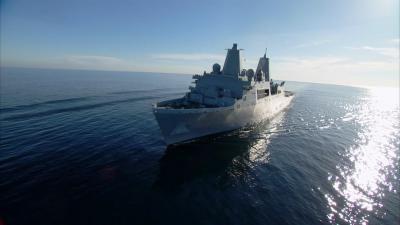 Navy Amphibious Warship