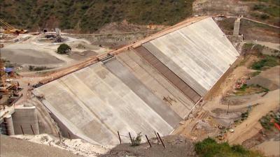 Peru Dam & Tunnel