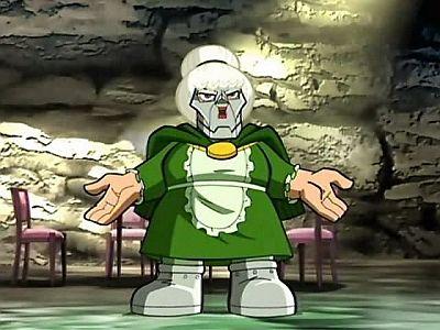 Mother of Doom!