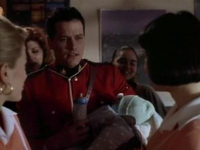 A Cop, a Mountie and a Baby