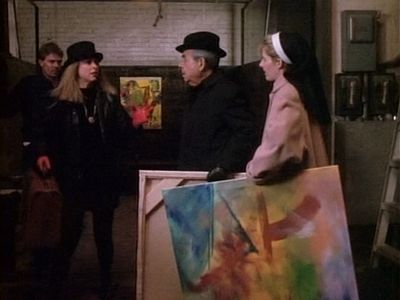 The Passionate Painter Mystery