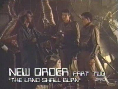 New Order: The Land Shall Burn (2)