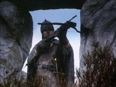 Robin Hood and the Sorcerer (1)