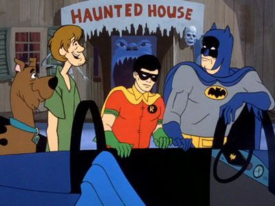 The Dynamic Scooby Doo Affair