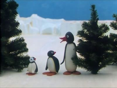 Pingu's Family Celebrate Christmas