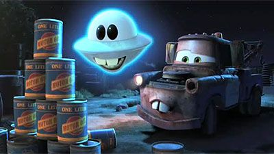 Unidentified Flying Mater