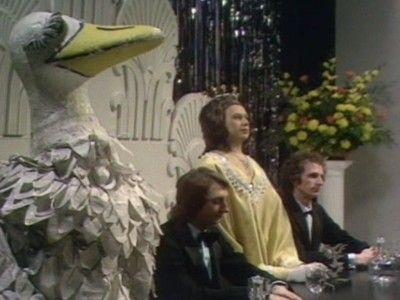Grandstand (or: The British Showbiz Awards)