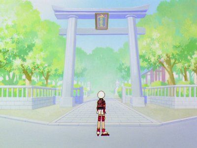 Sakura and the Shrine of Memories