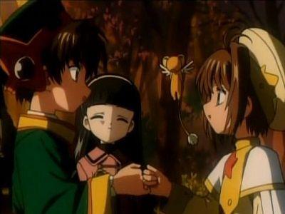 Sakura, the Past, and Clow Reed