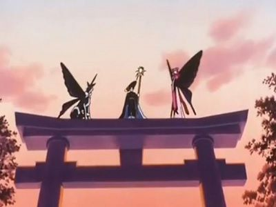 Sakura Meets Clow Reed