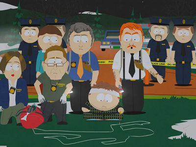 Cartman's Incredible Gift