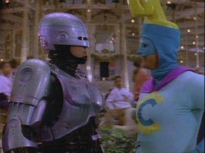 RoboCop vs. Commander Cash
