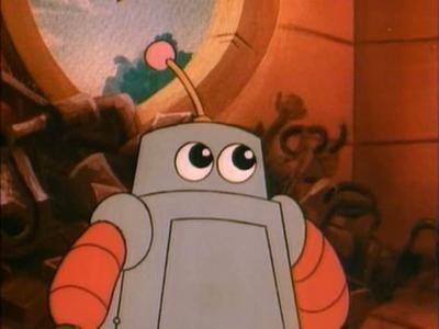 I, Robot Heart