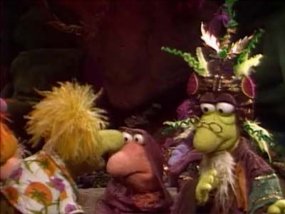 The Wizard of Fraggle Rock