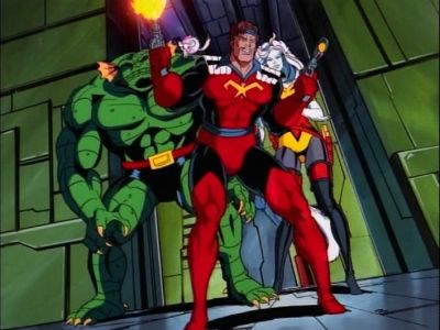 Phoenix Saga (Part 4): The Starjammers
