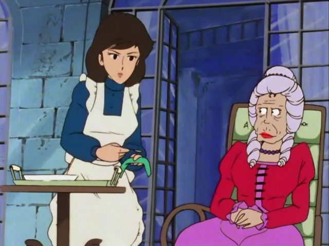 Poison and Magic and Lupin III