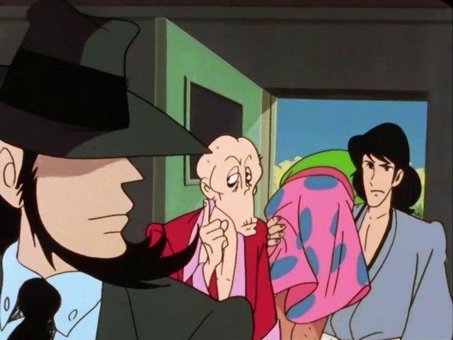 Steal Everything of Lupin's