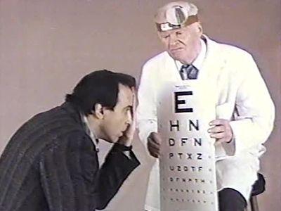 George Wendt/Elvis Costello