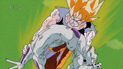 The Super Saiyan Who Can Get Angry! Announce Your Name Son Goku!
