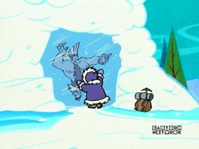Johnny on Ice!