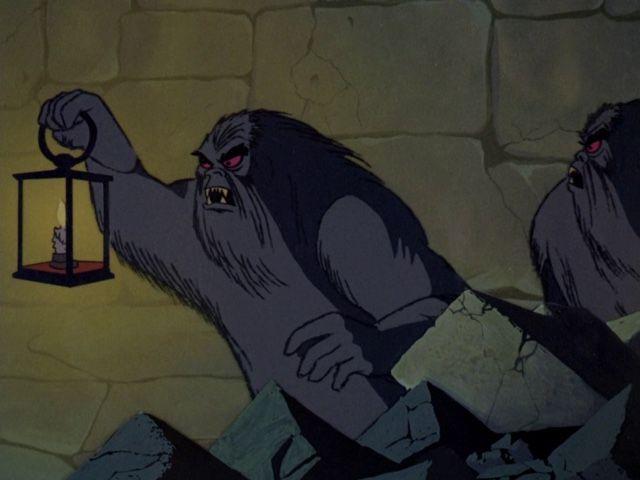 Monster in the Monastery