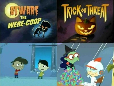 Beware the Were-Coop / Trick or Threat