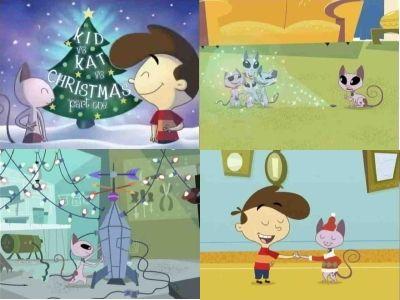 Kid vs. Kat vs. Christmas Part One / Kid vs. Kat vs. Christmas Part Two