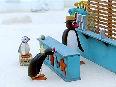 Pingu Loses the Bet