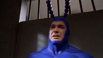 The Tick vs. Justice