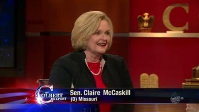 Claire McCaskill