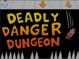 Deadly Danger Dungeon