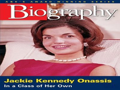 Jaqueline Kennedy Onassis: In A Class Of Her Own