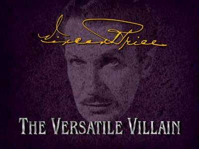 Vincent Price: The Versatile Villain