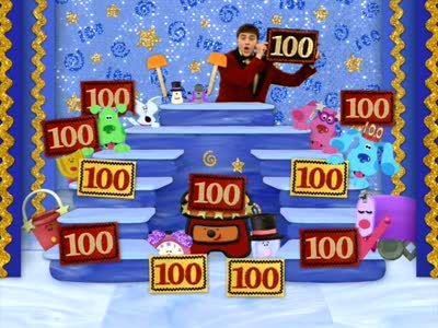 Blue's Clues 100 (100th Episode Celebration)