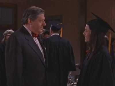 Lorelai's Graduation Day