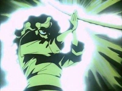 Genkai's Strength