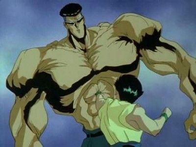 Yusuke vs. Toguro