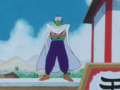 Kami vs Piccolo