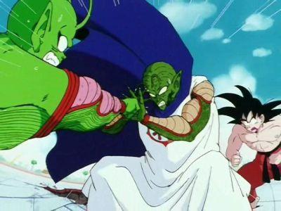 Goku's Trap
