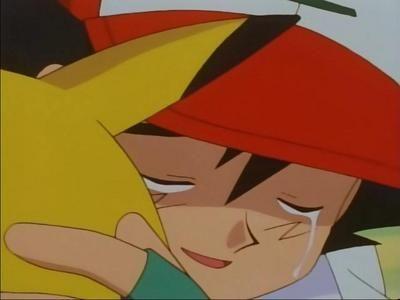 Pikachu's Goodbye